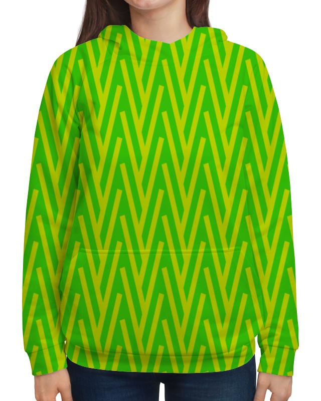 цена на Printio Желто-зеленый узор