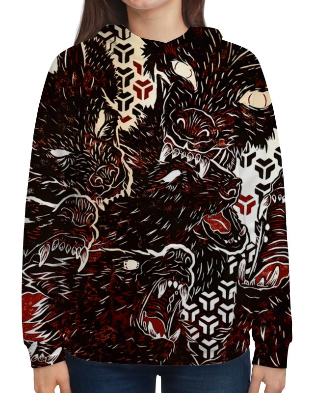 Printio Волчий оскал артем волчий стихи убитого