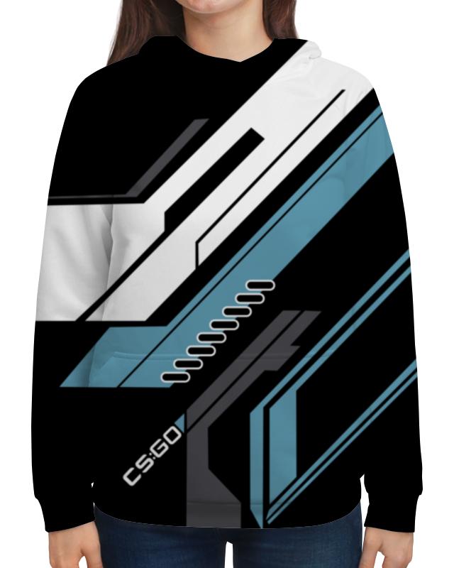 Толстовка с полной запечаткой Printio Cs:go - vulcan style (вулкан) футболка с полной запечаткой мужская printio cs go vulcan style вулкан