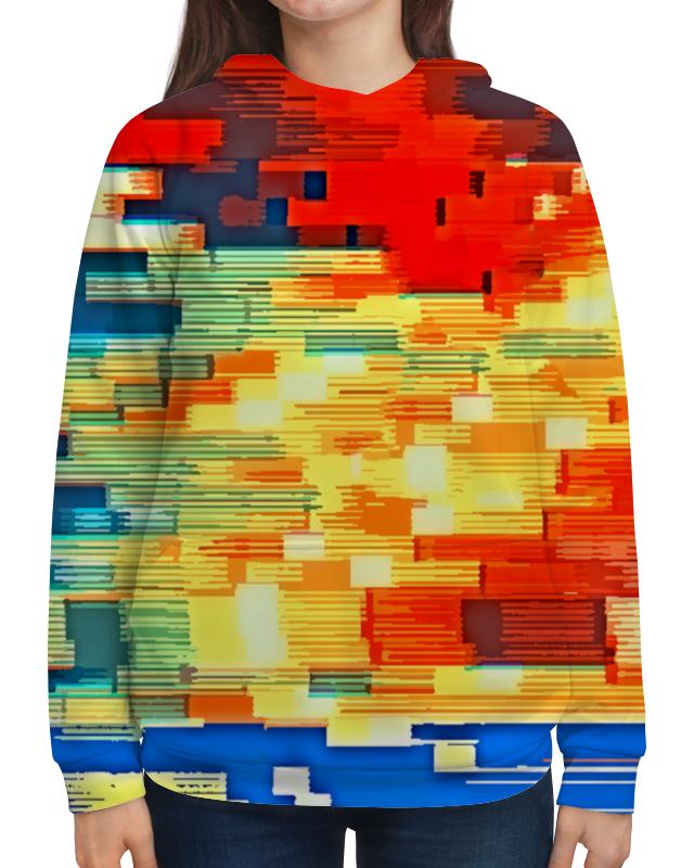Толстовка с полной запечаткой Printio Pixel color google pixel i pixel xl na jivyh foto