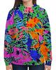"""Толстовка с полной запечаткой """"Camouflage 3D"""" - иллюзии, абстракция, 3d, камуфляж, милитари"""