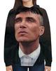 """Толстовка с полной запечаткой """"Tommy Shelby"""" - сериал, актер, острые козырьки, киллиан мёрфи"""