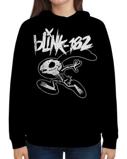 """Толстовка с полной запечаткой """"Blink-182"""" - punk, панк, blink 182, blink182, блинк 182"""