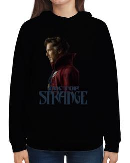 """Толстовка с полной запечаткой """"Доктор Стрэндж"""" - doctor strange"""