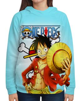 """Толстовка с полной запечаткой """"One Piece"""" - one piece, ван пис, аниме, манга"""