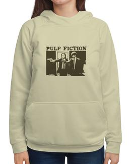 """Толстовка с полной запечаткой """"Pulp Fiction"""" - кино, фильм, тарантино, криминальное чтиво, pulp fiction"""