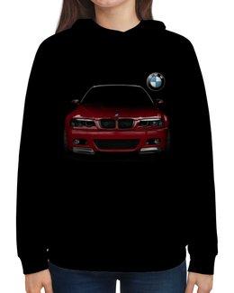 """Толстовка с полной запечаткой """"авто BMW"""" - авто, гонки, автомобиль, логотип, bmw"""