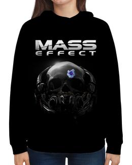 """Толстовка с полной запечаткой """"Mass Effect"""" - компьютерные игры, mass effect, n7, масс эффект, геймерские"""