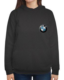 """Толстовка с полной запечаткой """"авто BMW"""" - авто, гонки, автомобиль, bmw, карбон"""