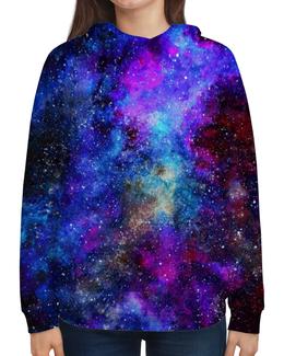 """Толстовка с полной запечаткой """"Космос"""" - space, космос, космический, cosmos, galaxy"""