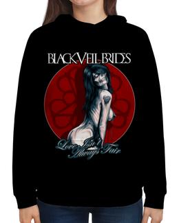 """Толстовка с полной запечаткой """"Black Veil Brides"""" - black veil brides, музыка, группы, рок, метал"""