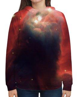 """Толстовка с полной запечаткой """"Бесконечность Вселенной"""" - звезды, космос, наука, астрономия, the spaceway"""