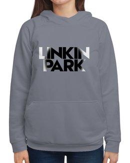 """Толстовка с полной запечаткой """"Linkin park"""" - музыка, рок, linkin park, линкин парк, рок группы"""