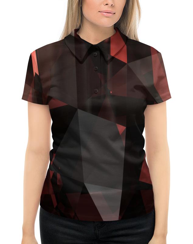 Рубашка Поло с полной запечаткой Printio Рубин рубашка поло printio фк нефтехимик