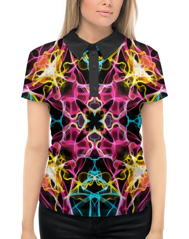 Рубашка Поло с полной запечаткой Printio Электрик дизайн сам себе электрик электромонтаж и полезные электронные самоделки