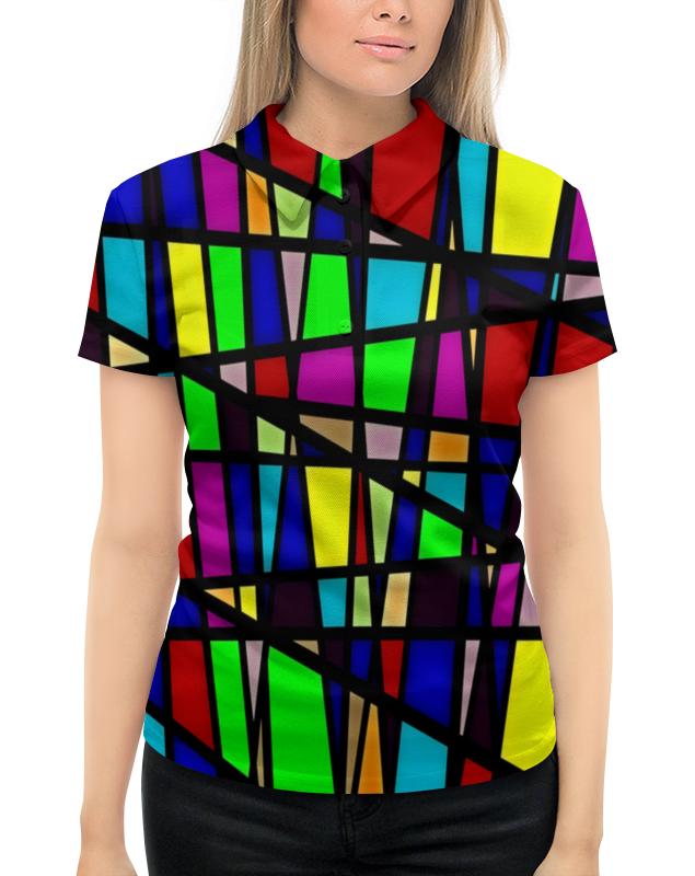 Рубашка Поло с полной запечаткой Printio Line линии рубашка поло с полной запечаткой printio линии