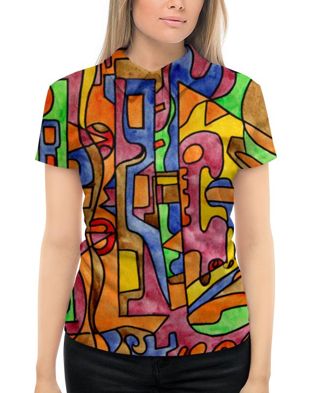 Рубашка Поло с полной запечаткой Printio Bawc2`-=n все цены