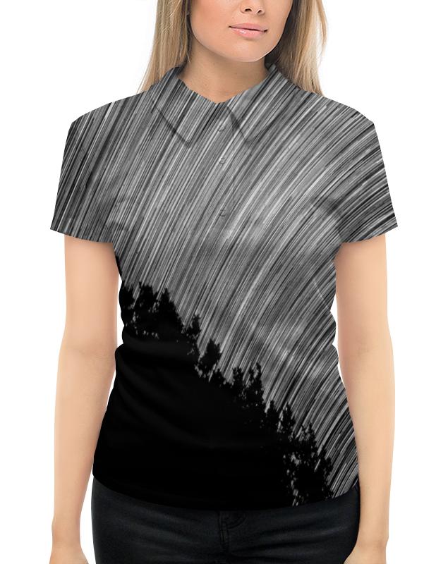 Рубашка Поло с полной запечаткой Printio Эскиз юбка карандаш укороченная printio эскиз