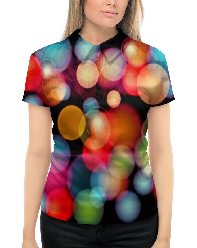 Рубашка Поло с полной запечаткой Printio Солнечные блики подушка 60х40 с полной запечаткой printio солнечные блики