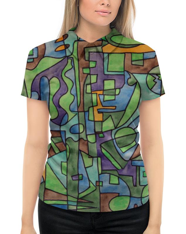Рубашка Поло с полной запечаткой Printio W`zzzzcx`90.1 юбка в складку printio w zzzzcx 90 1