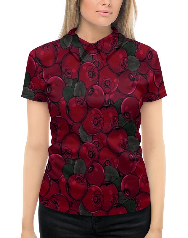 Рубашка Поло с полной запечаткой Printio Ягоды рубашка поло printio фк нефтехимик