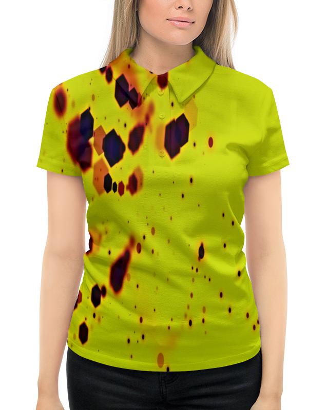 Рубашка Поло с полной запечаткой Printio Пятна рубашка поло с полной запечаткой printio пятна краски