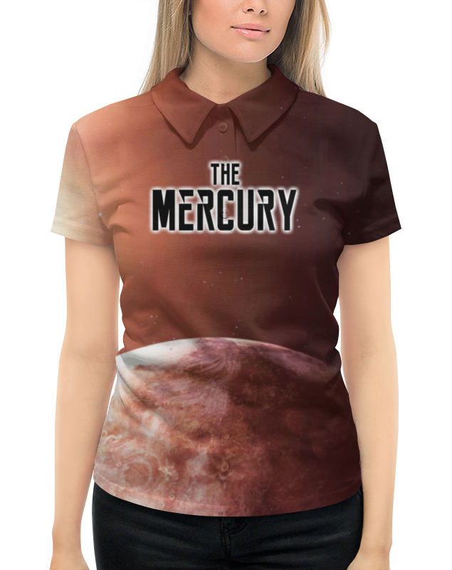 лучшая цена Printio The mercury (the planet)