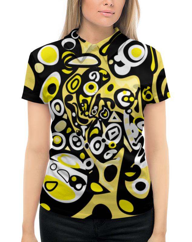 Рубашка Поло с полной запечаткой Printio Iommm50232