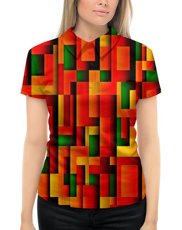 Рубашка Поло с полной запечаткой Printio Орнамент графический графический планшет wacom intuos art pen