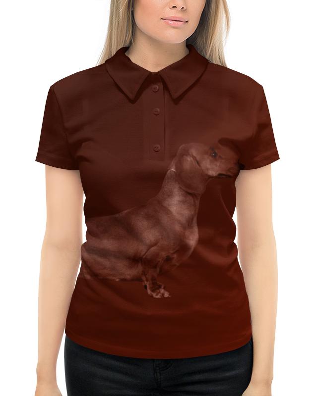 Рубашка Поло с полной запечаткой Printio Такса рубашка поло с полной запечаткой printio такса