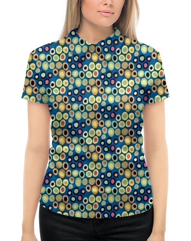 Фото - Printio Цветные круги рубашка поло с полной запечаткой printio цветные круги
