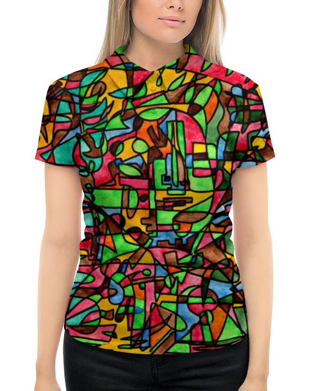 Рубашка Поло с полной запечаткой Printio Mr3d`v---=' футболка с полной запечаткой мужская printio mr3d v