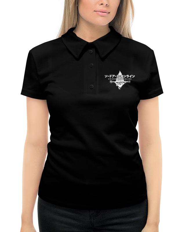 Рубашка Поло с полной запечаткой Printio Мастера меча онлайн футболка с полной запечаткой для мальчиков printio мастера меча онлайн