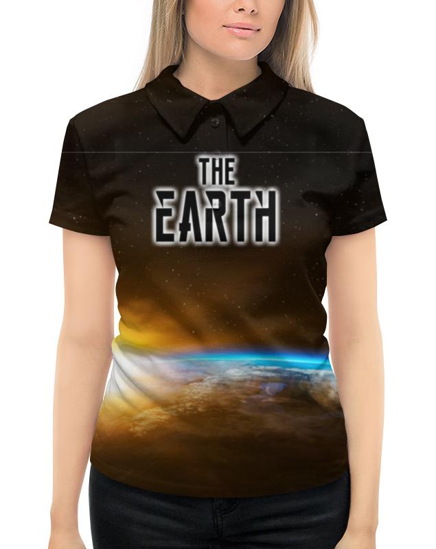 лучшая цена Printio The earth (the planet)
