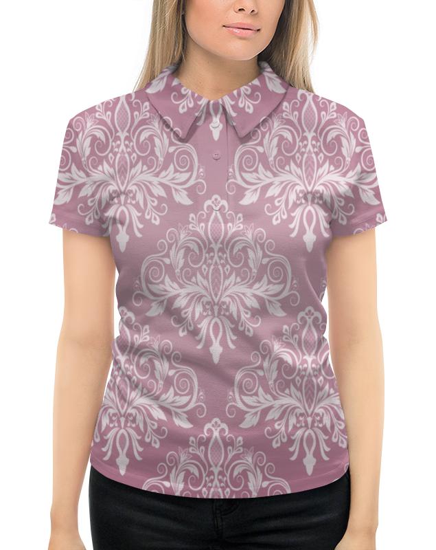 Рубашка Поло с полной запечаткой Printio Кружевной узор комод нк 6