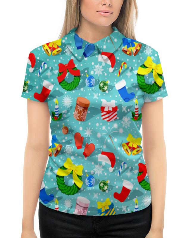Рубашка Поло с полной запечаткой Printio Подарки сумка printio подарки