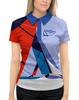 """Рубашка Поло с полной запечаткой """"Regatta"""" - женщине, яхта, парусный спорт, спортсмену, регатта"""
