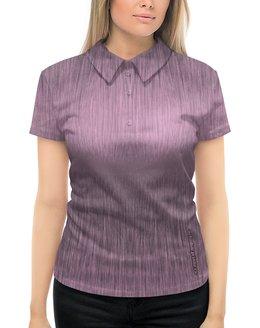 """Рубашка Поло с полной запечаткой """"Женский дизайн, корректирующий фигуру"""" - грудь, женщина, орнамент, абстракция, иллюзия"""