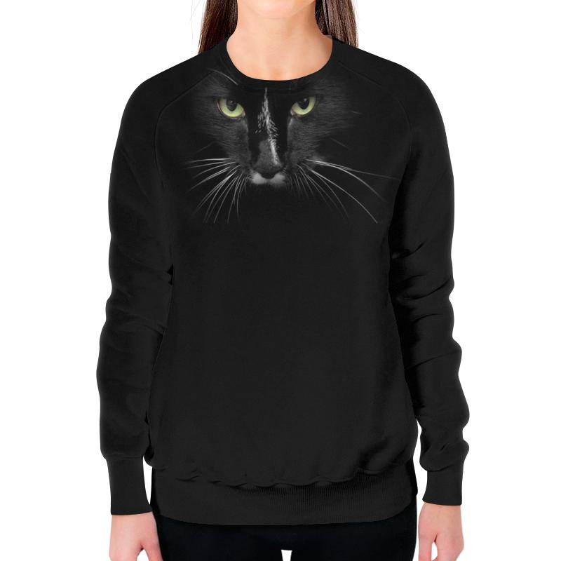 цена Printio Черный кот онлайн в 2017 году