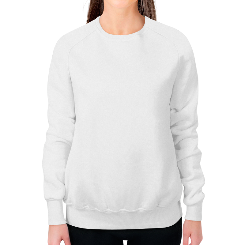 Свитшот женский с полной запечаткой Printio Секретные материалы (x-files) футболка с полной запечаткой мужская printio секретные материалы x files