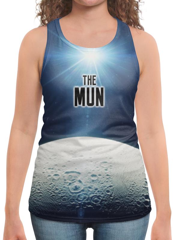 лучшая цена Printio The mun (the planet)