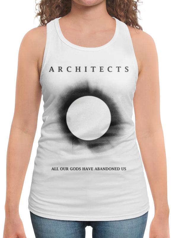Борцовка с полной запечаткой Printio Architects борцовка с полной запечаткой printio architects
