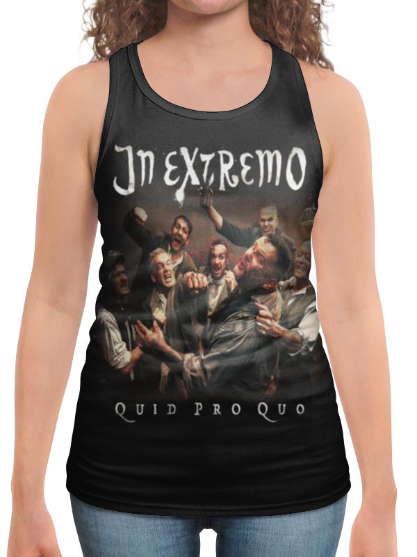 Борцовка с полной запечаткой Printio In extremo борцовка с полной запечаткой printio rock in rio фестиваль рок музыки
