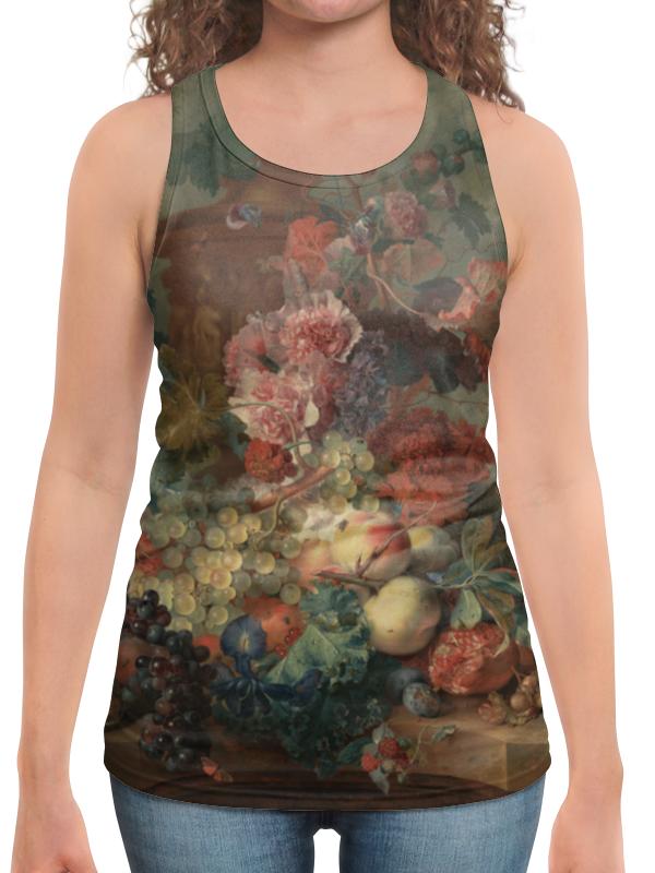 Printio Цветы (ян ван хёйсум) рюкзак с полной запечаткой printio девушка с жемчужной серёжкой ян вермеер