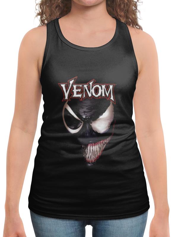 Борцовка с полной запечаткой Printio Веном (venom) футболка с полной запечаткой мужская printio веном venom зеленый фанарь