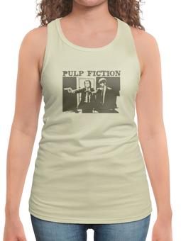 """Борцовка с полной запечаткой """"Pulp Fiction"""" - кино, фильм, тарантино, криминальное чтиво, pulp fiction"""