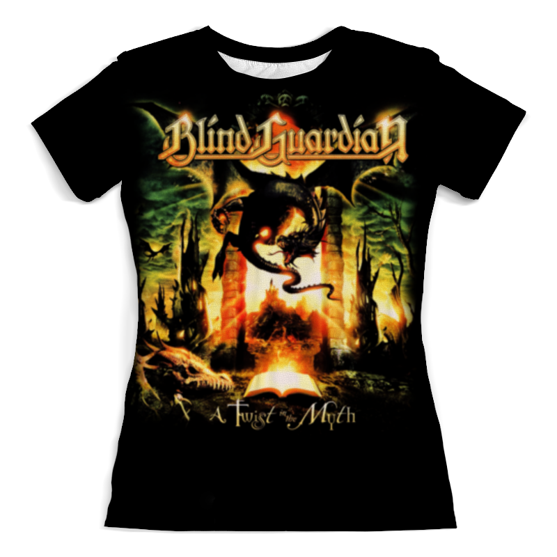 Printio Blind guardian blind guardian blind guardian beyond the red mirror