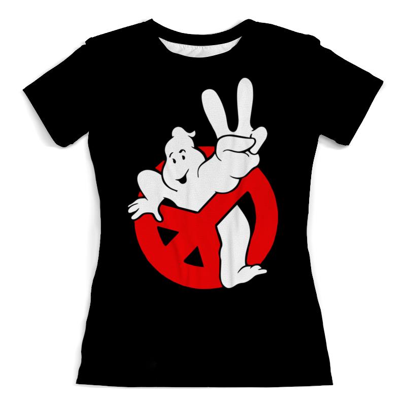 Printio Охотники за привидениями футболка с полной запечаткой женская printio охотники на ведьм