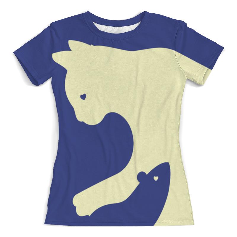Фото - Printio Кошки-мышки футболка с полной запечаткой женская printio чёрные кошки