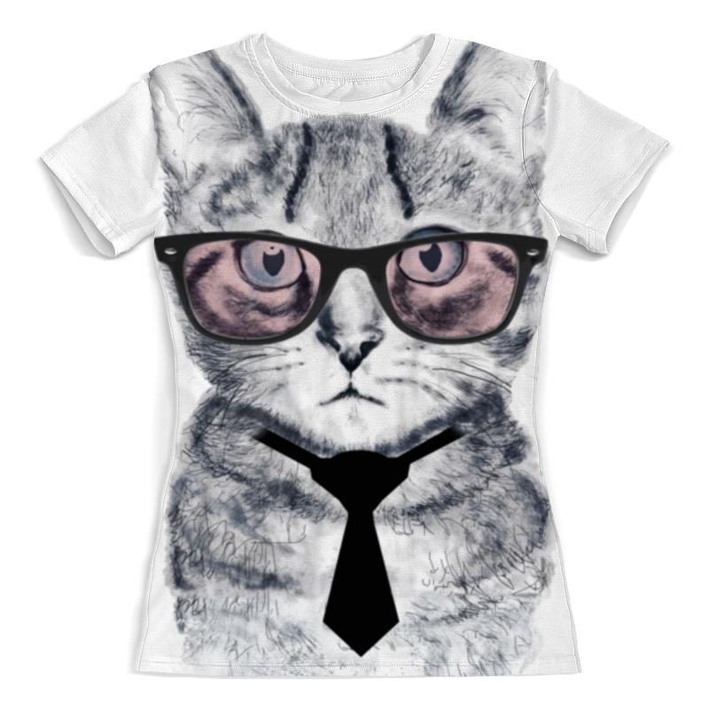 лучшая цена Printio Умный кот